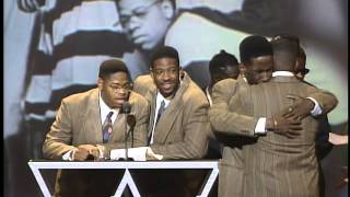 Boyz II Men Win Soul/RnB Band Duo or Group - AMA 1993