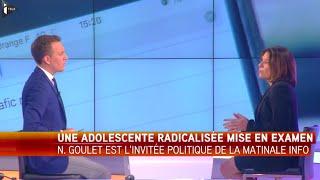 """Nathalie Goulet : """"Il faut évaluer le niveau de radicalisation"""""""