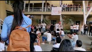 Kamariya / shape of you / zinghat / Students day / flash mobe / nift mumbai