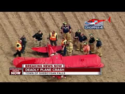 Fatal plane crash in Sheboygan County