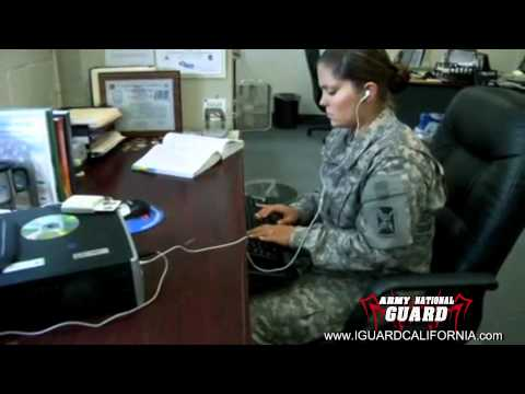 !!MUST SEE!!    US Army MOS 27D Paralegal Specialist                HD