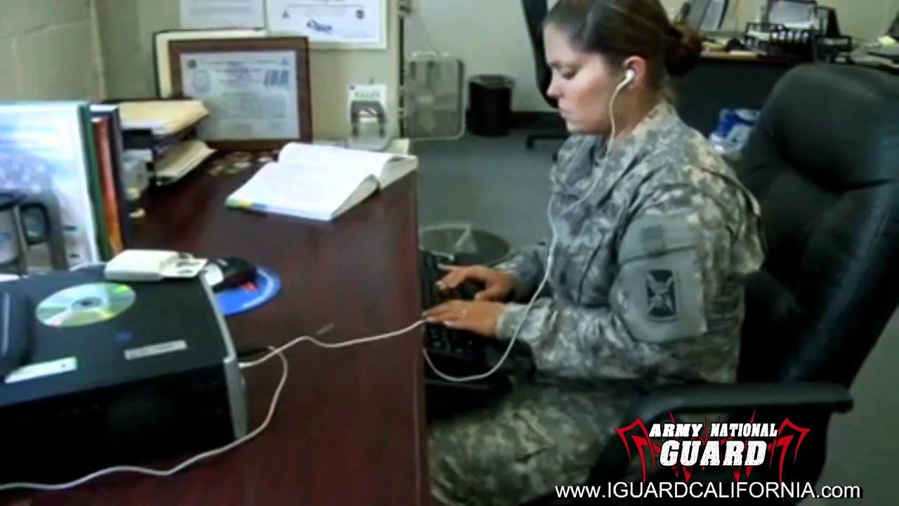 MUST SEE!! US Army MOS 27D Paralegal Specialist HD - YouTube