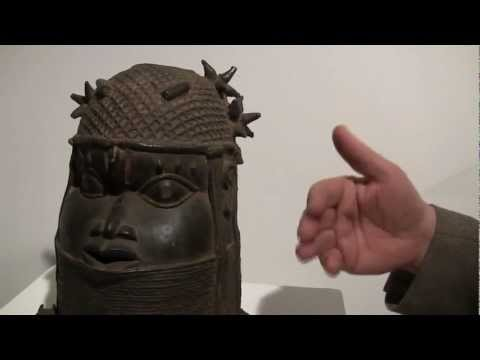 Afrikanische Bronzen der Sammlung Paul Garn (antique brass art from Africa)