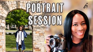 QUICK PHOTO SHOOT/PORTRAIT SESSION | GRADUATION GIFT during Lockdown | ISOWA GALLERY
