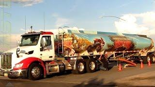Gas Tanker Truck @ Maverik Country Store