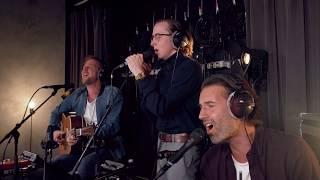 The Voice Unlimited   Ibe, Peter & Sean brengen ongelofelijk mooie versie van 'Way Down We Go'