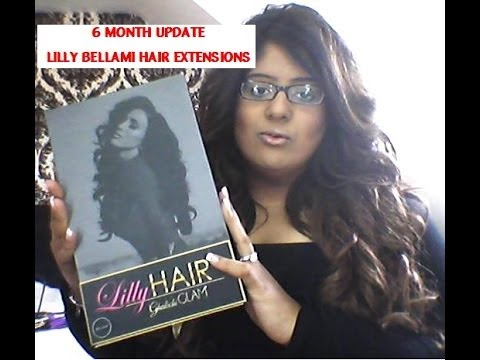 Lilly Bellami Hair Extensions 6 Month Update In Full
