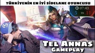 NİŞANCI SERİSİ #2 | TEL ANNAS İLE COMEBACK | Arena of Valor - Pich Telannas Gameplay /AOV / ROV