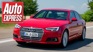 new audi a4 2016 review finally better than a bmw 3 series