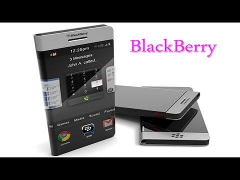 BlackBerry COMING SOON / TOP 2  BlackBerry Mobiles launching in 2017 HD