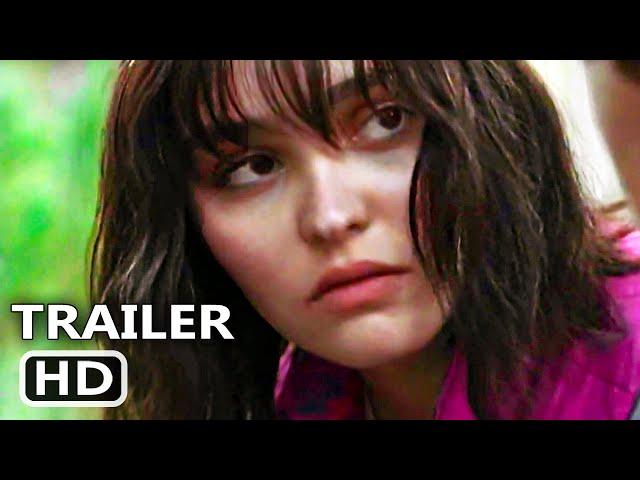 WOLF Trailer (2021) Lily-Rose Depp, Drama Movie