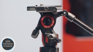 Manfrotto Befree Live - Ultra Compact Video Tripod