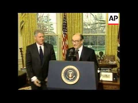 USA: GREENSPAN NOMINATED AS FEDERAL RESERVE CHAIRMAN