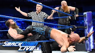 Video Bludgeon Brothers vs. Gallows & Anderson - SmackDown Tag Title Match: SmackDown LIVE, June 19, 2018 download MP3, 3GP, MP4, WEBM, AVI, FLV Juni 2018