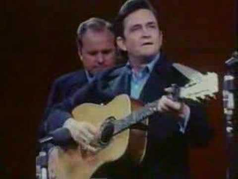 Johnny Cash - Folsom Prison Blues (San Quentin)