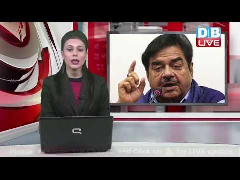 Shatrughan Sinha का PM Modi पर बड़ा वार | क्या  स्क्रिप्टेड  था पीएम मोदी का इंटरव्यू ? | #DBLIVE