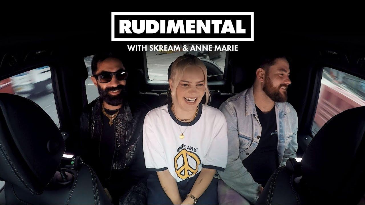 Rudimental with... Skream & Anne Marie | Ground Control