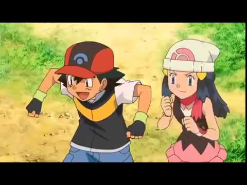 Pokemon Arceus And The Jewel Of Life Opening Me and Ash's tag battle