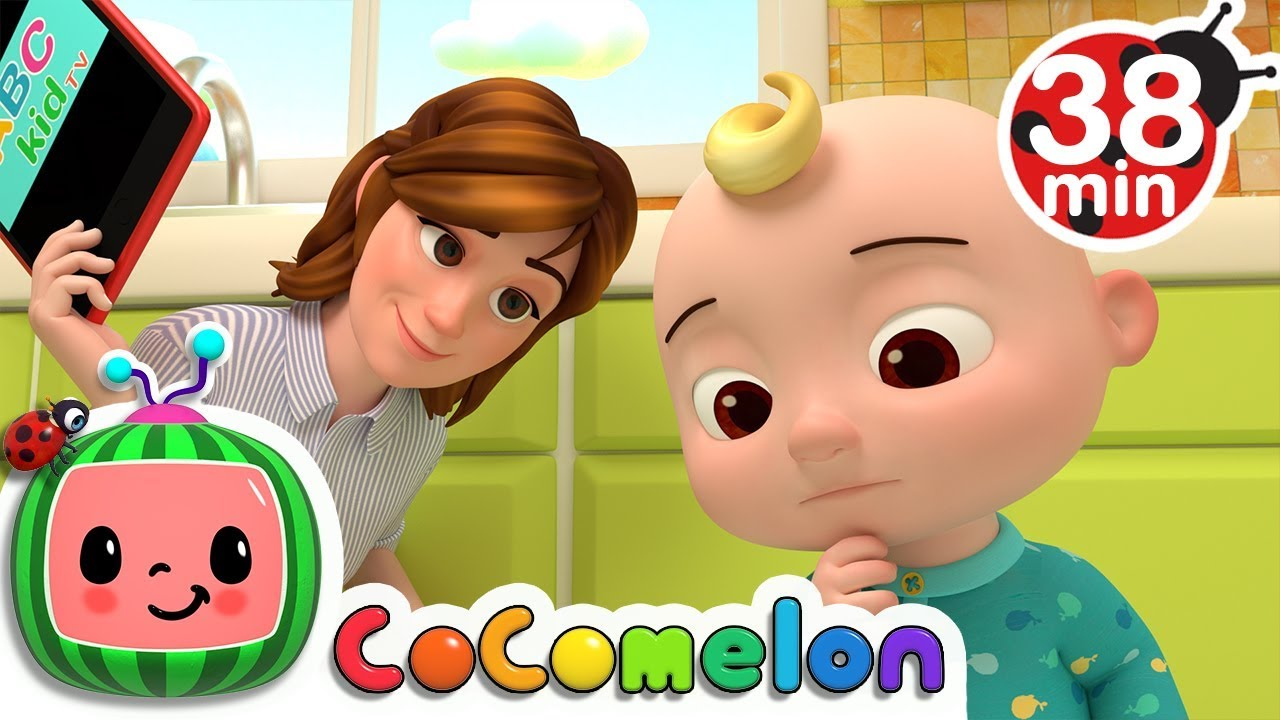 Please and Thank You Song | +More Nursery Rhymes & Kids Songs - CoCoMelon #1