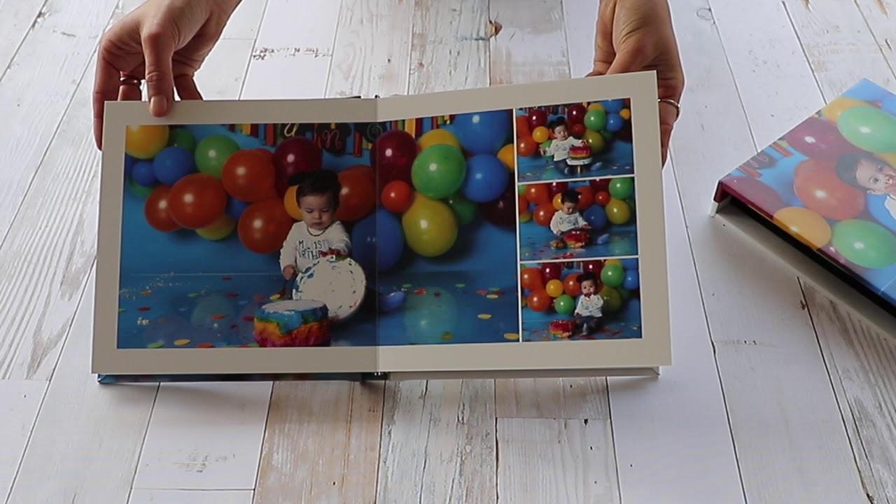 Foto Libro para guardar tus recuerdos!
