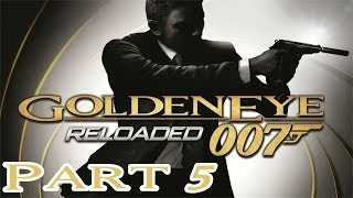 GoldenEye 007: Reloaded - Part 5: Carrier HD Walkthrough