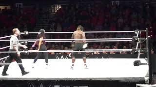 WWE Smackdown House Show - DeKalb IL R Truth Dance Break