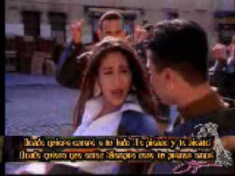 Selena ft. Barrio Boyzz - Donde Quiera Que Estes (Karaoke Video)