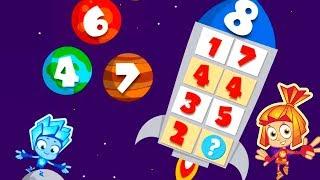 Фиксики! Веселая математика с Фиксиками! Развивающие мультики для детей!