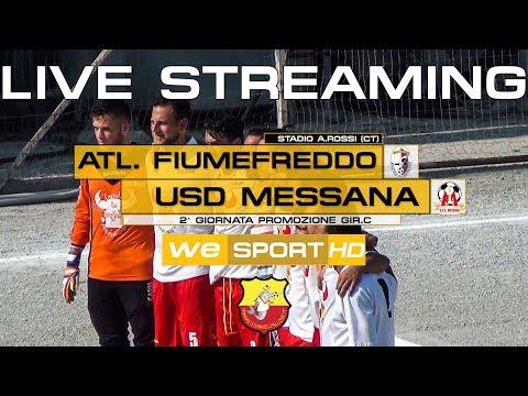 LIVE Atletico Fiumefreddo vs USD Messana [PROMOZIONE GIR.C]