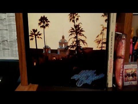 Eagles - Hotel California [Original Pressing] (Vinyl Review) 40TH ANNIVERSARY SPECIAL