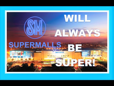 SM Supermalls Song - Always Be Super Lyrics