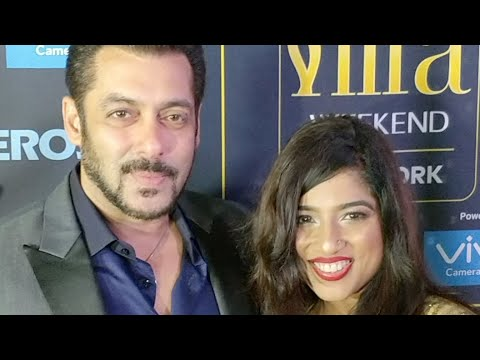 IIFA Awards 2017 Exclusive Interview with Salman Khan