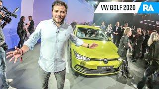 Novo Volkswagen Golf (2020). TUDO sobre a 8ª geração