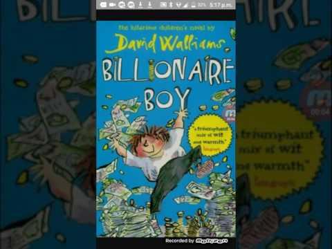 Billionaire Boy Song