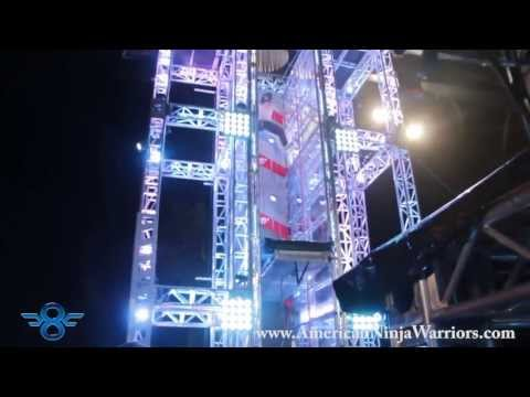 American Ninja Warrior - Chimney Climb Win in Venice