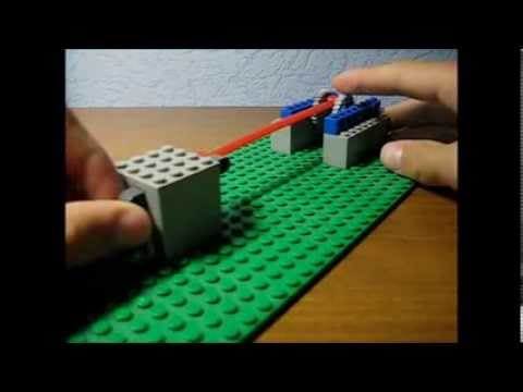 Как сделать лего мотор фото 356