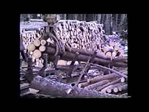 Hudson Bay Forest Industry 1976