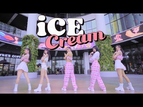 [DANCE IN PUBLIC] BLACKPINK – Ice Cream (w/Selena Gomez) DANCE COVER | 1TAKE | BLACK CHUCK | Vietnam