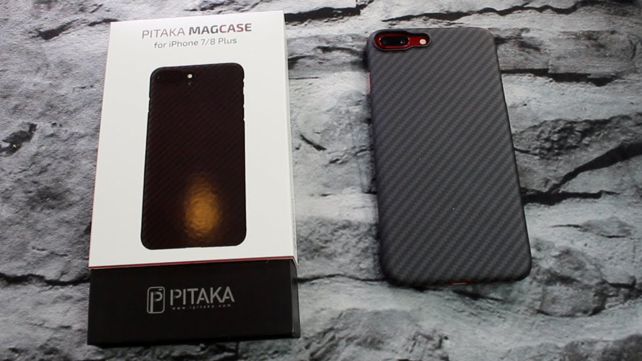 coque pitaka iphone 8