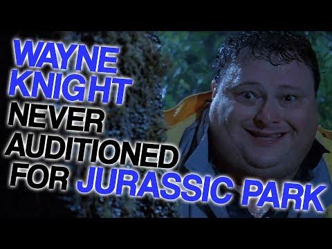 Wayne Knight Never Auditioned for Jurassic Park Jurassic World Rant