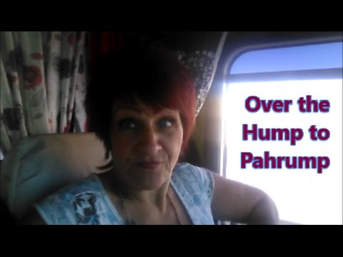 RV Road Trip - On the Road to Pahrump, Nevada