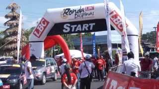 2013 Ronda Pilipinas Stage 6 Full Race