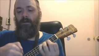 Lou Reed - New York Telephone Conversation ukulele cover