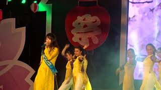 Performed by Singer Yuuka and Artists from The Center for Culture a...