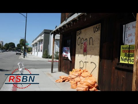 LIVE: CA Historical Restaurant LOCKDOWN: Rally for Burbank's Tinhorn Flatts in Burbank, CA- 4/24/21