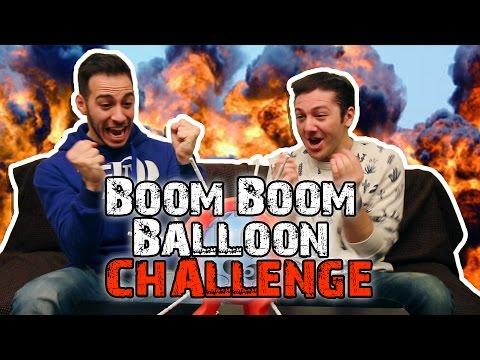 ΕΚΡHKTIKO BOOM BOOM BALLOON CHALLENGE ft Internet4u