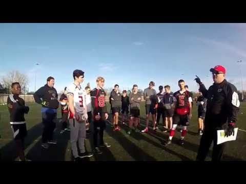 NFL UK Competition Entry