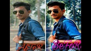 PicArt Do Professional Editiong /Real CB Edit Dslr Look , Photo Editing Tutorial