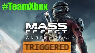 Bioware Dev Triggers PS4 Fans When He Tweets Mass Effect Screenshot & Says He's Team Xbox!