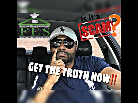 Financial Education Services | Is F.E.S. a SCAM?! | Financial Education Services Exposed!